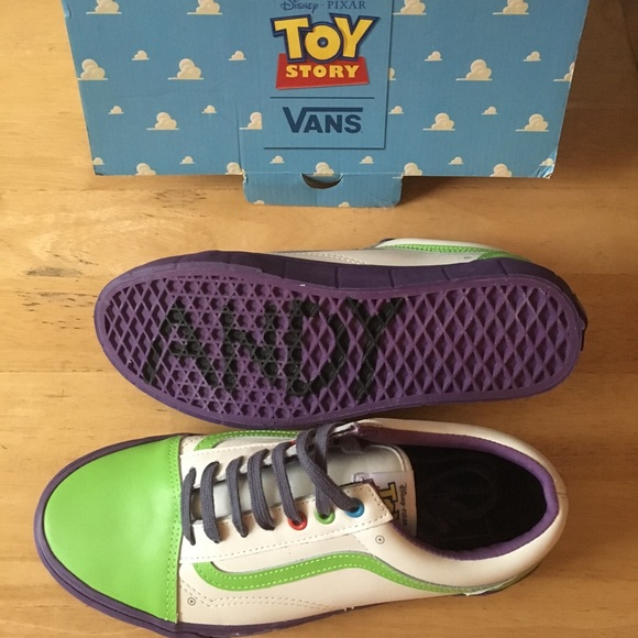 Vans Shoes - Vans limited edition Buzz Lightyear sneakers 83c7efa17